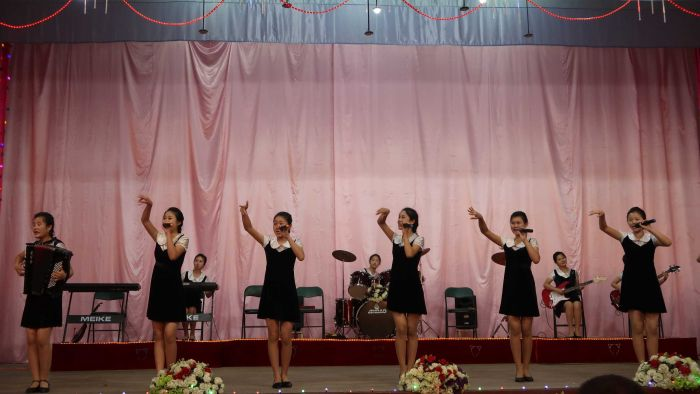 In North Korea, the only pop music you can listen to is North Korean pop music ab.co/2O4NYE3