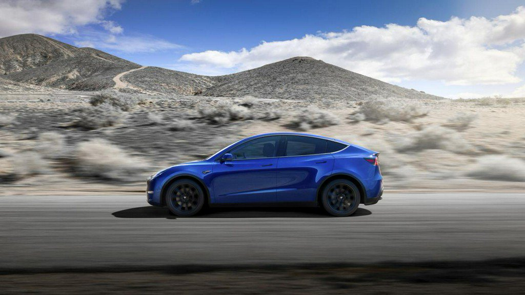 Reuters Top News's photo on Model Y