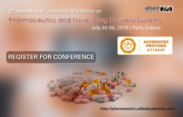 Pharmaceutics conference 2019's photo on #LaLlamada