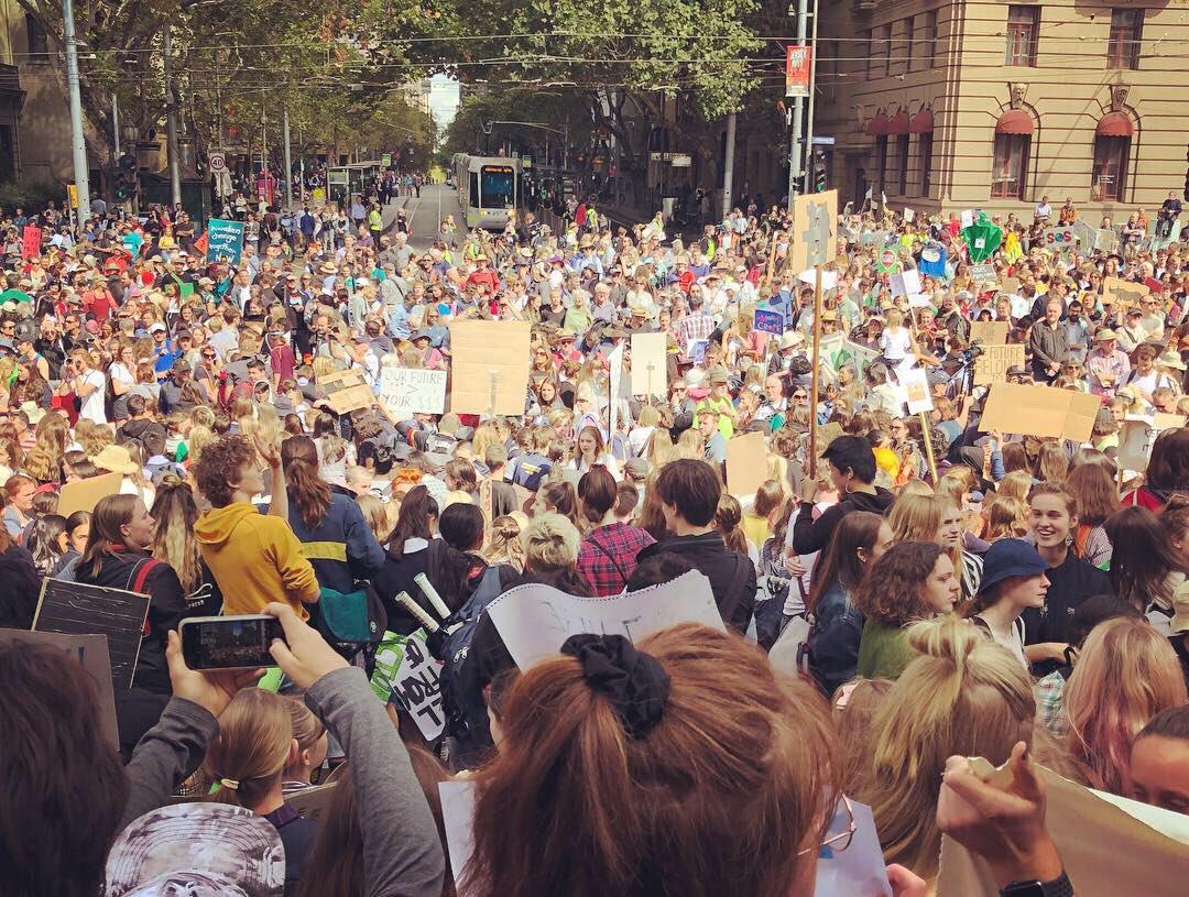 Dr Jen Martin's photo on #ClimateActionNow
