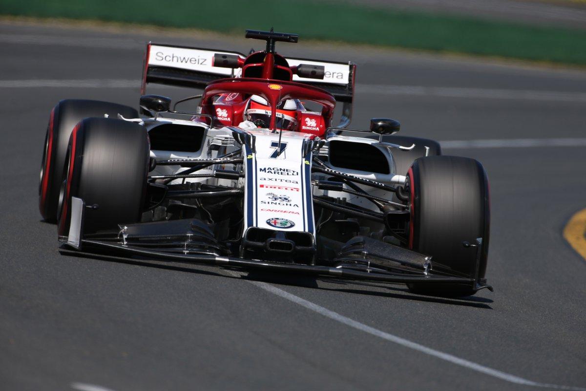 Raikkonen: The car felt quite good