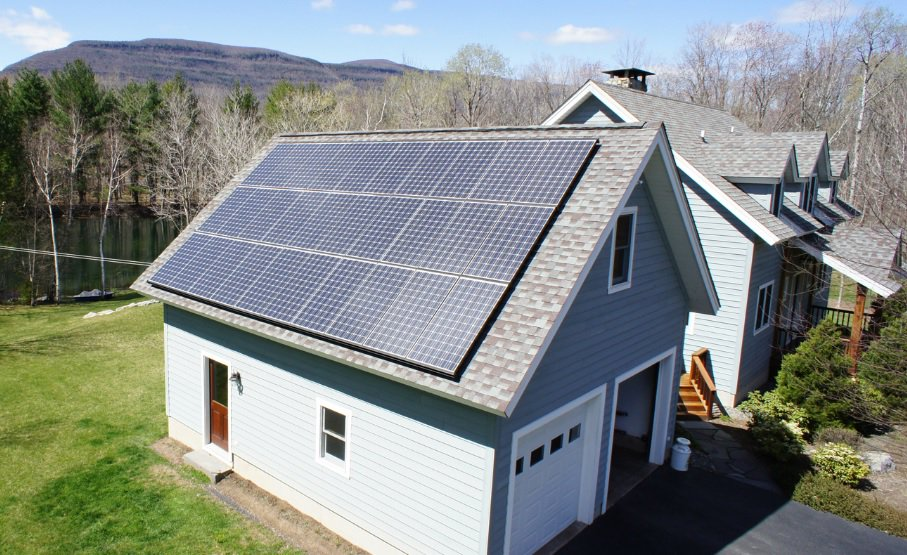 картинки с солнечными крышами