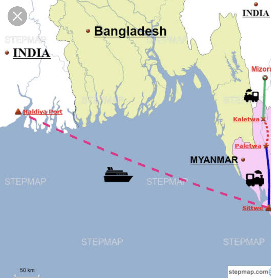 BREAKING @IndiaToday: Big infra project vital for North East connecting Kolkata to Mizoram via Sitwe port in Myanmar under threat. How Indian Army thwarted the danger to #KaladanProject in a 2 week operation when focus was on responding to Pak post Pulwama More updates coming up<br>http://pic.twitter.com/UgEzxCoHIw
