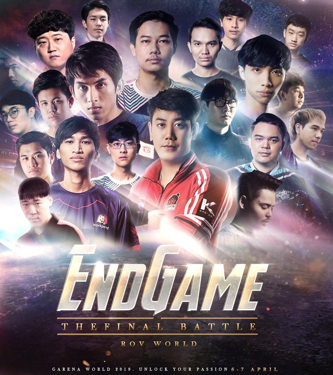 ROV World's photo on #Endgame