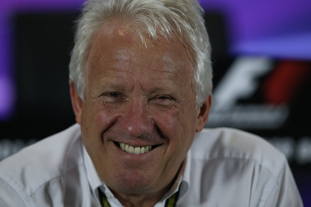Sky F1 Insider's photo on Charlie Whiting