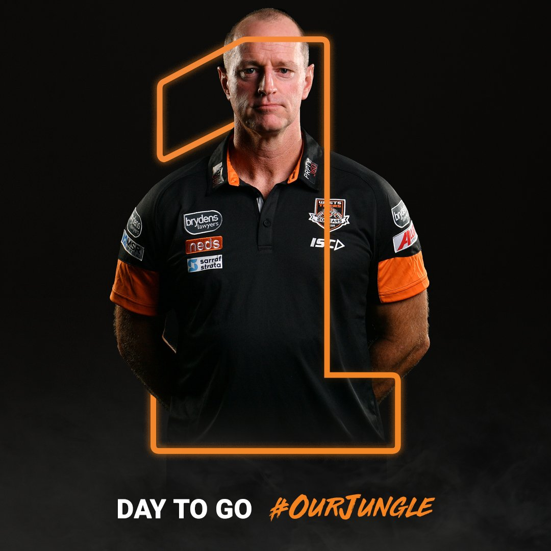 Wests Tigers's photo on One Day