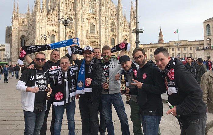 Osthessenzeitung's photo on Mailand