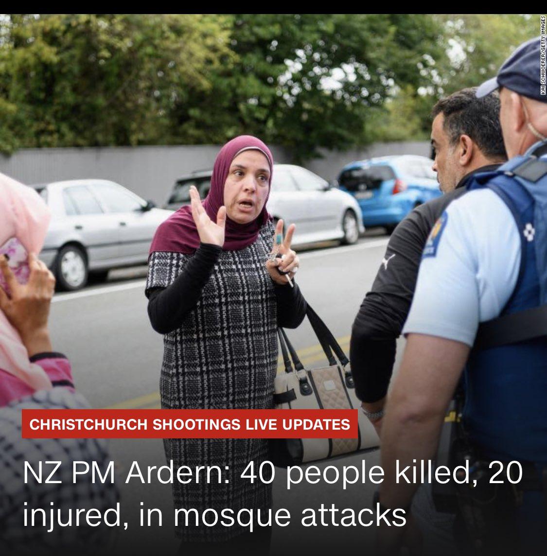 نیوزی لینڈ میں حملے کے مقامات مساجد نہیں چرچ ہوتے  حملہ آور مسلمان ہوتا تو پورا مغرب حملہ آور کے پیچھے اس مخبوط الحواس شخص کے پاگل جنونی ہونے کے بجاۓ اس کے مسلمان ہونے میں ڈھونڈتا اور تمام مغربی میڈیا اسلامی دنیا کے خلاف طبل جنگ بجا چکا ہوتا، یاد رہے دہشت گرد کا کوئ مزہب نہیں