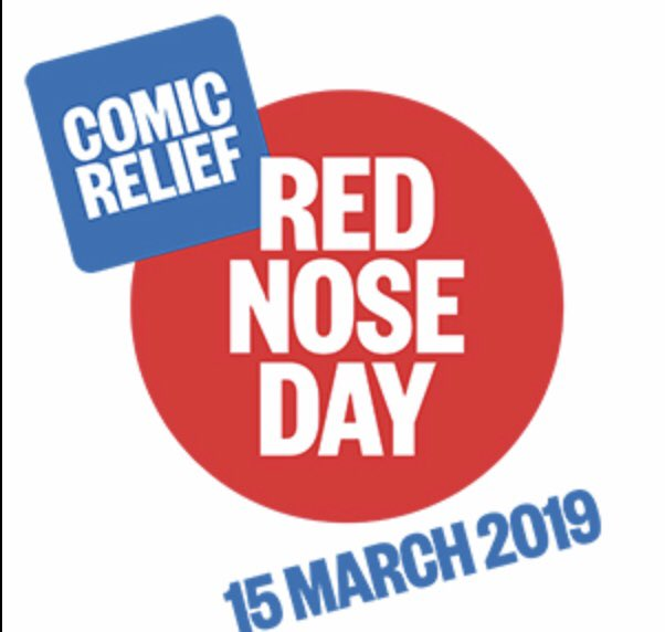 #comicrelief2019 Photo