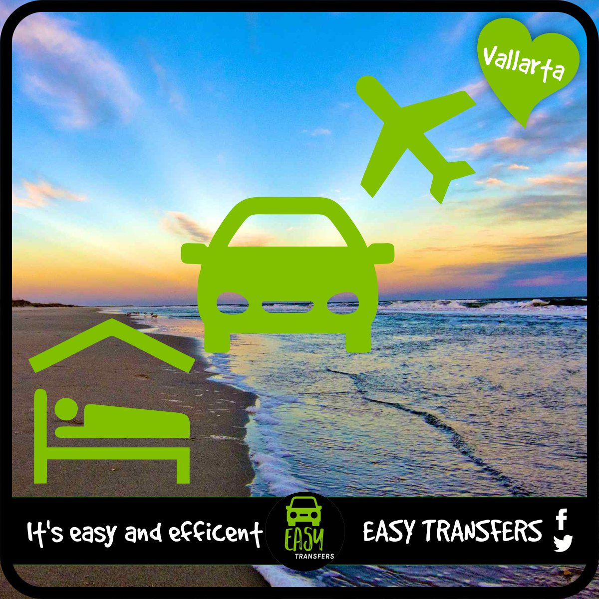 EasyTransfersVallarta's photo on #MeCaíDe