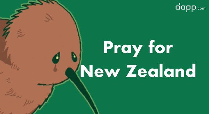 #prayfornewzealand Photo