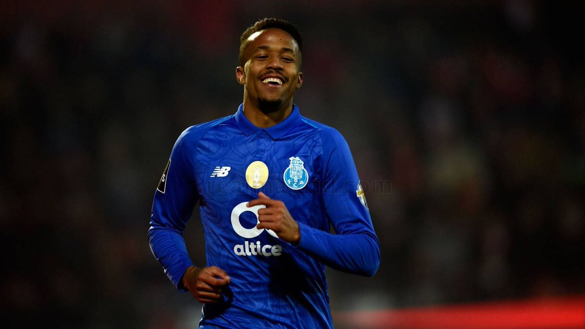 El Bernabéu's photo on Militao