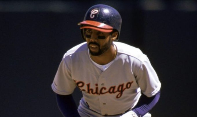 Happy birthday to Hall of Famer Harold Baines (like it or not.)