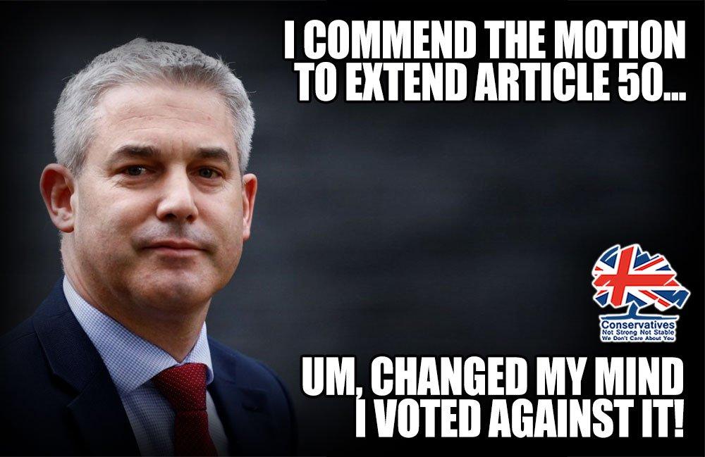 StrongerStabler's photo on Article 50