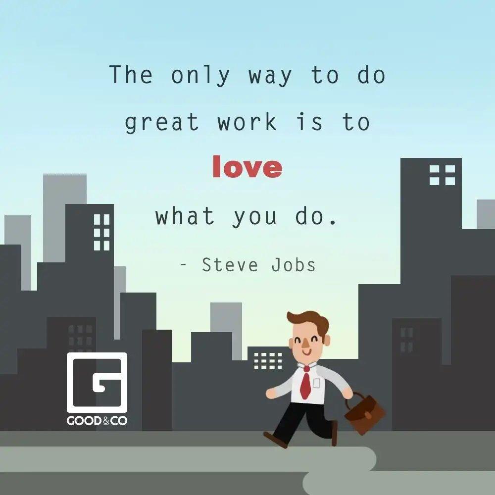 Love what you do, no matter what. #FridayMotivation #TGIF #PcnForGreaterNigeria <br>http://pic.twitter.com/9TSvVzhVJN