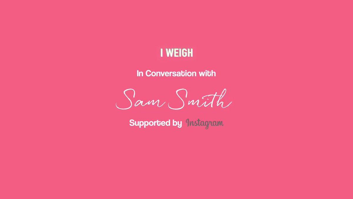 Sam Smith  @ samsmith