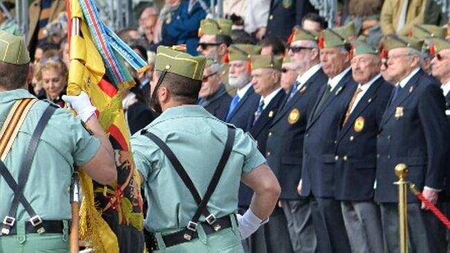 Legionarios de Honor's photo on Hoy 15