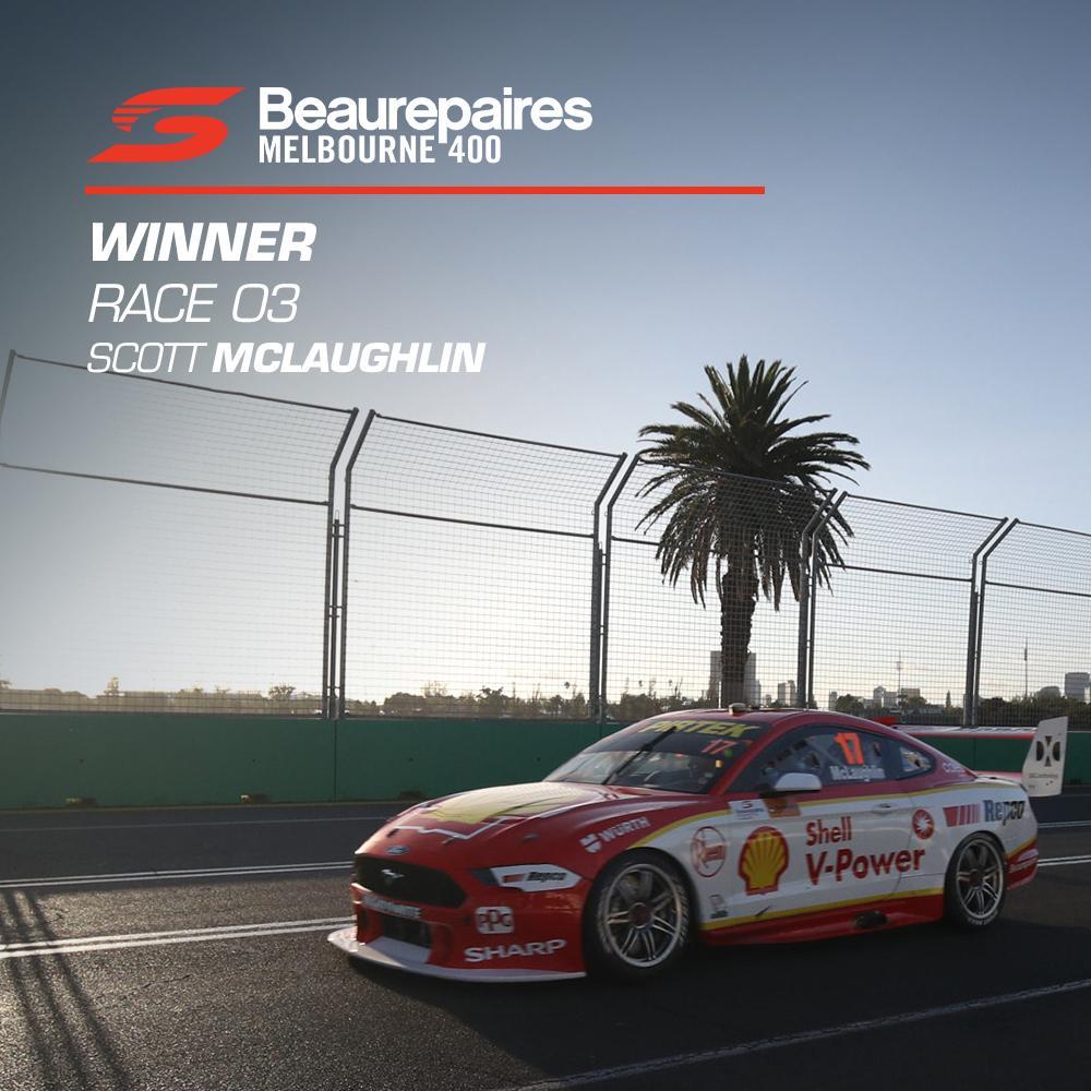 Supercars's photo on Race 3