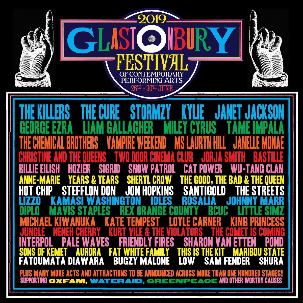 Glastonbury Festival's photo on Glastonbury
