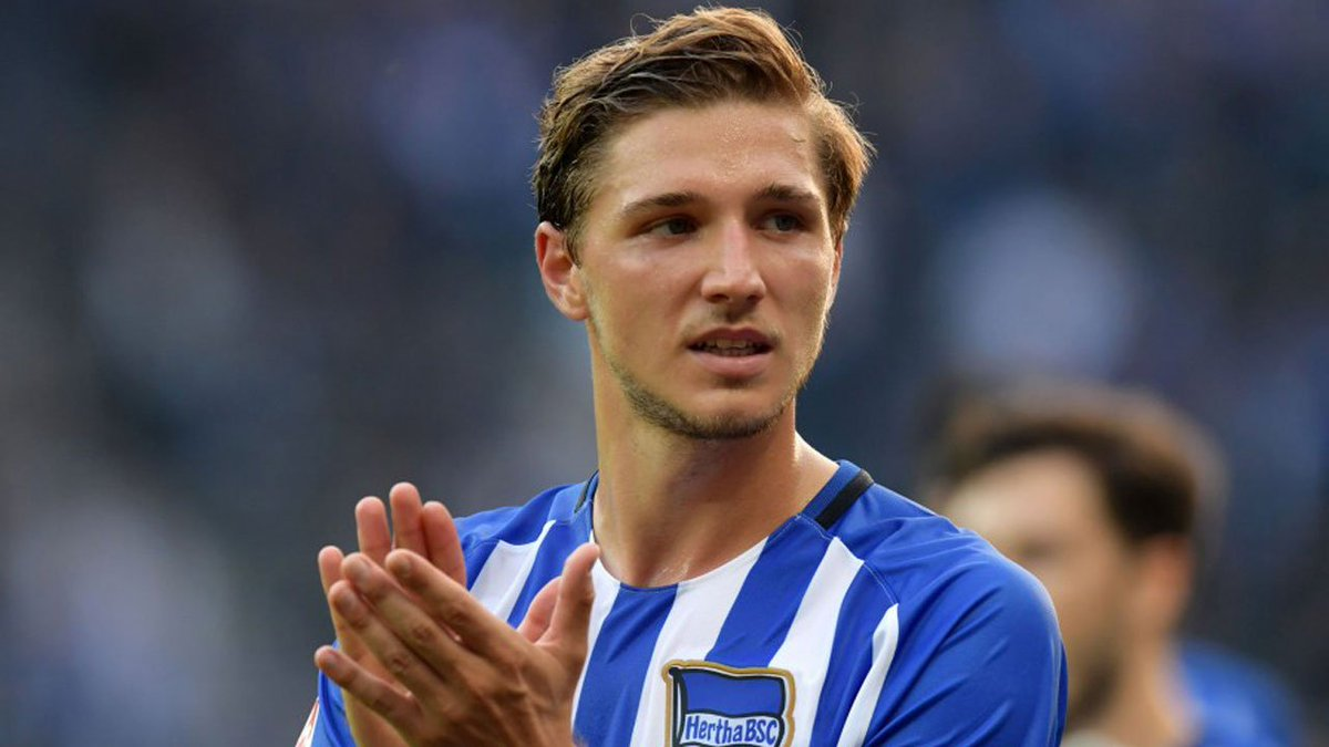 Dortmund Argentina's photo on Niklas Stark