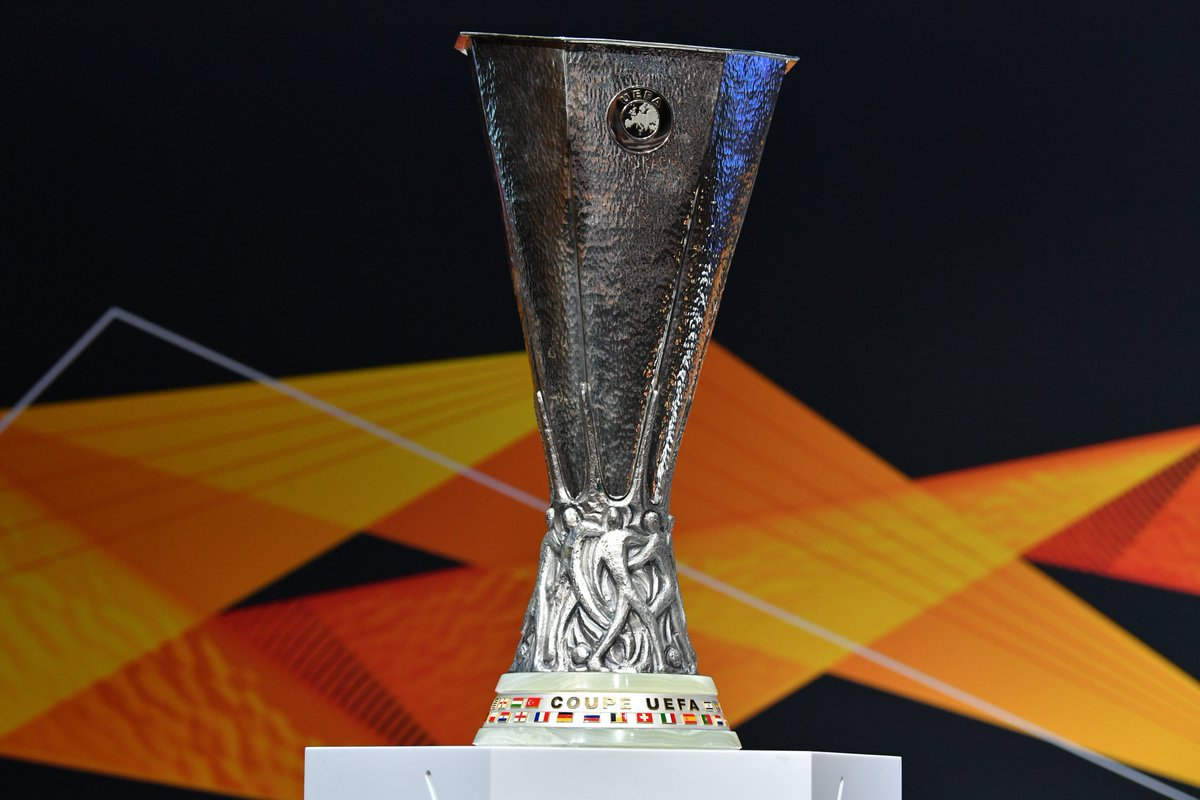 👀🏆  The winner of the 2019 #UEL will be _________ 👈  #UELdraw