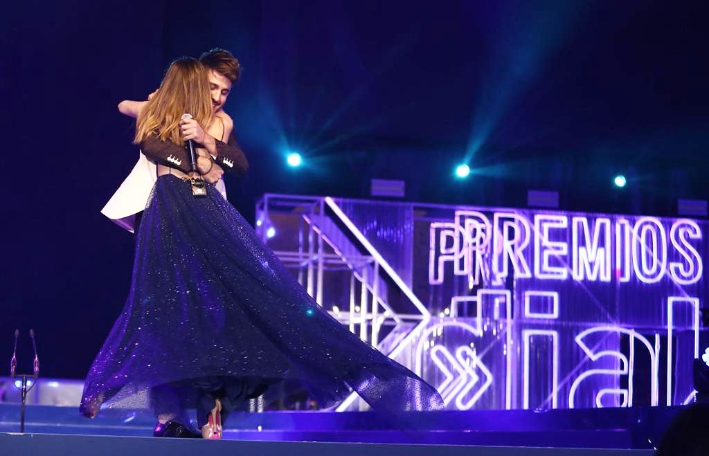 Madrid Contigo AJ ❤'s photo on #PremiosDial