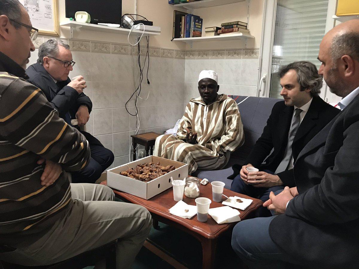 Richard Ferrand's photo on Musulmans