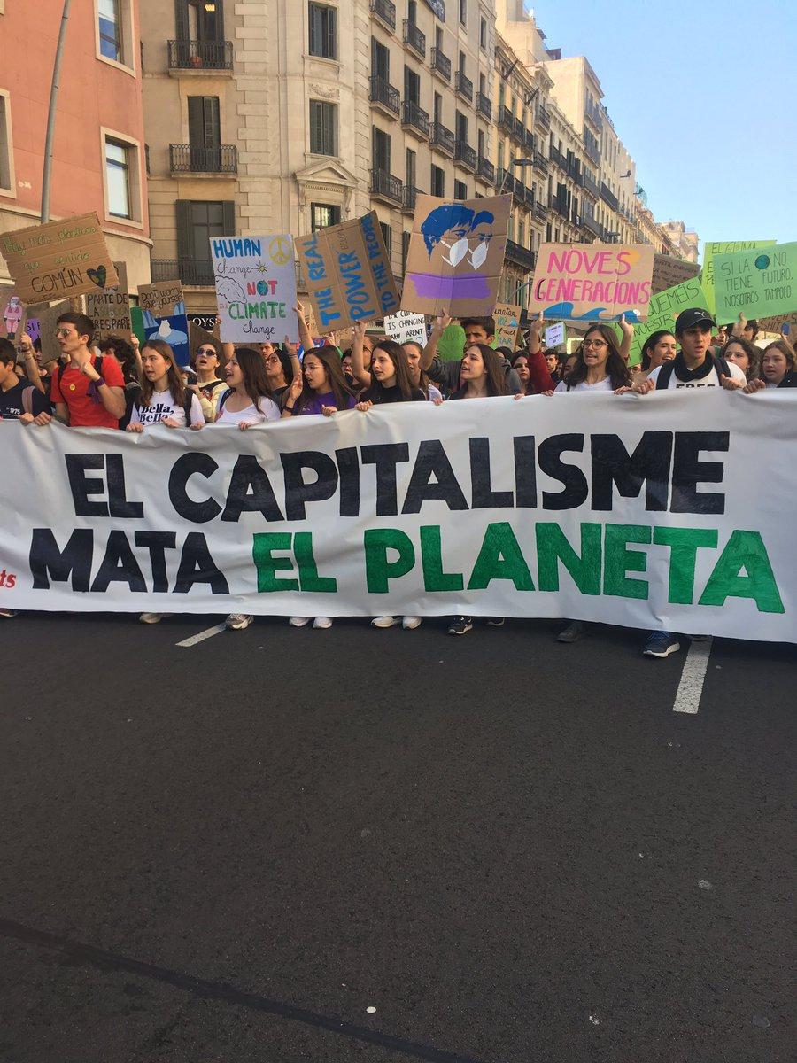 Mar García Puig #LeyIgualdadLGTBI's photo on #FridaysForFurture