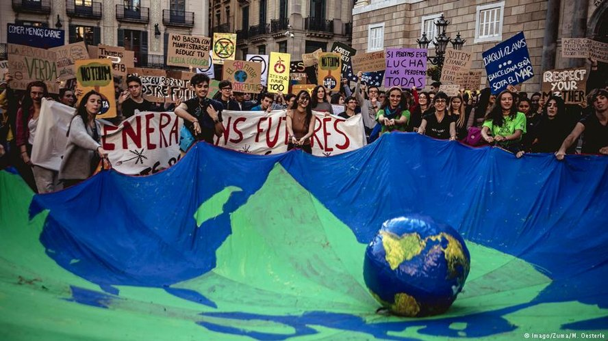 CNN Chile's photo on Fridays for Future