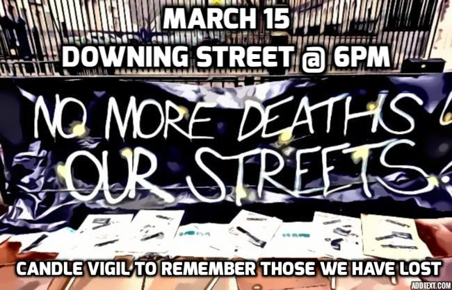 Streets Kitchen's photo on #NoMoreDeathsOnOurStreets