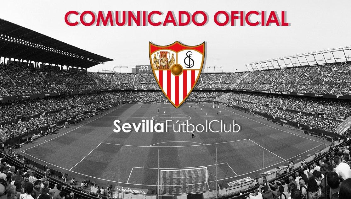 Sevilla FC's photo on Machín