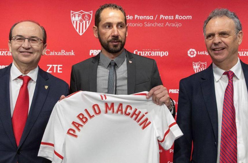 Pepe Elías's photo on Pablo Machín