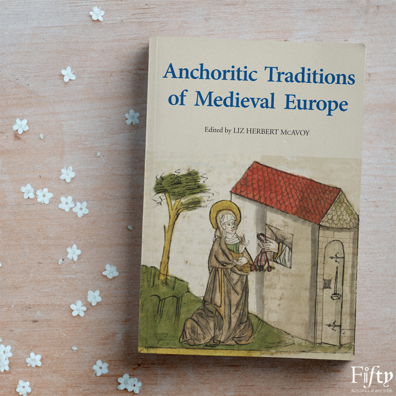 This week&#39;s FEATURED PAPERBACK is Anchoritic Traditions of Medieval Europe, ed. Liz Herbert McAvoy which collects the finest scholarship on the subject.   An ideal introduction and overview for students and academics alike:  https:// boybrew.co/2F3LySb  &nbsp;   #FridayReads #MedievalTwitter<br>http://pic.twitter.com/IYO56jZk2T
