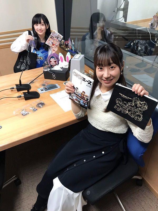 FGO カルデア・ラジオ局's photo on #FGOラジオ