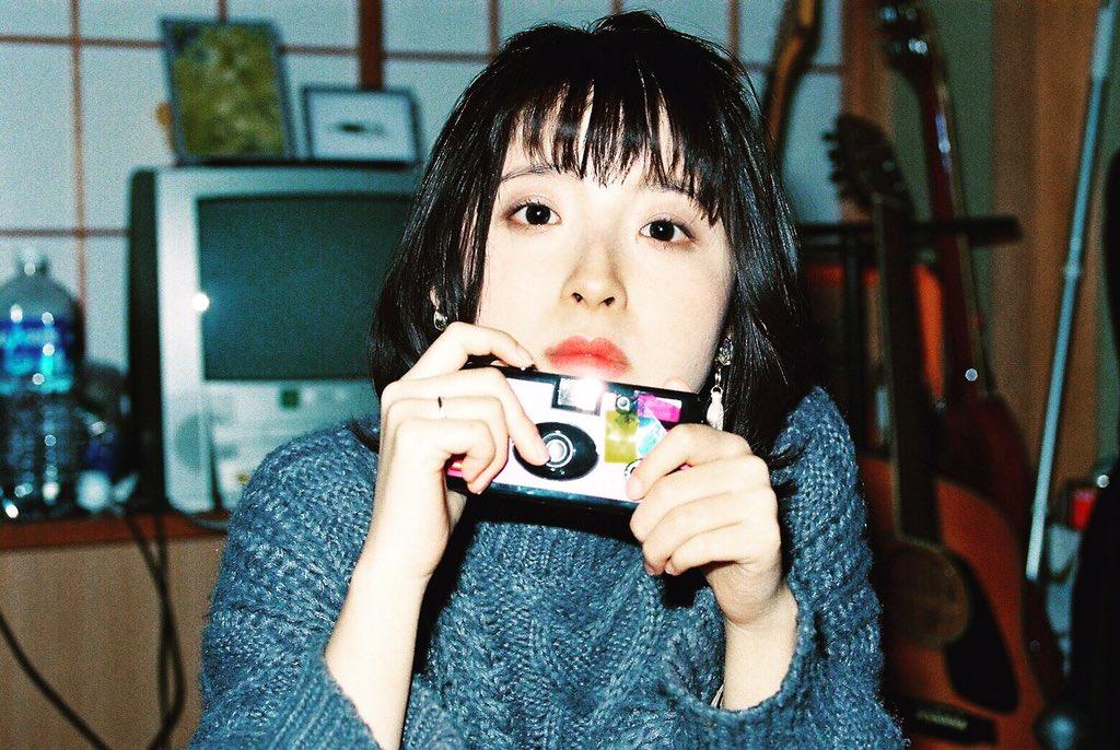 さやか on Twitter: photo by Genius Masuda 氏 #photography  #photo #film  #filmphotography  #nikon #lomography  #filmcamera  #portrait  #me #iso400  #ファインダー越しの私の世界  #写真好きな人と繋がりたい  #写真 #ポートレイト…