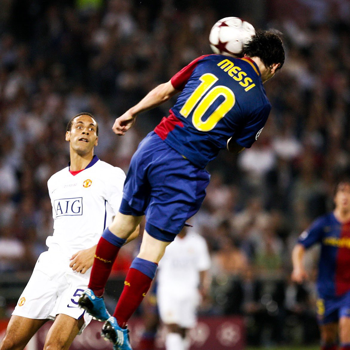 �� Rome 2009 �� @ChampionsLeague Final ⚽ #MUFCBarça �� https://t.co/yMDCyTpCyo