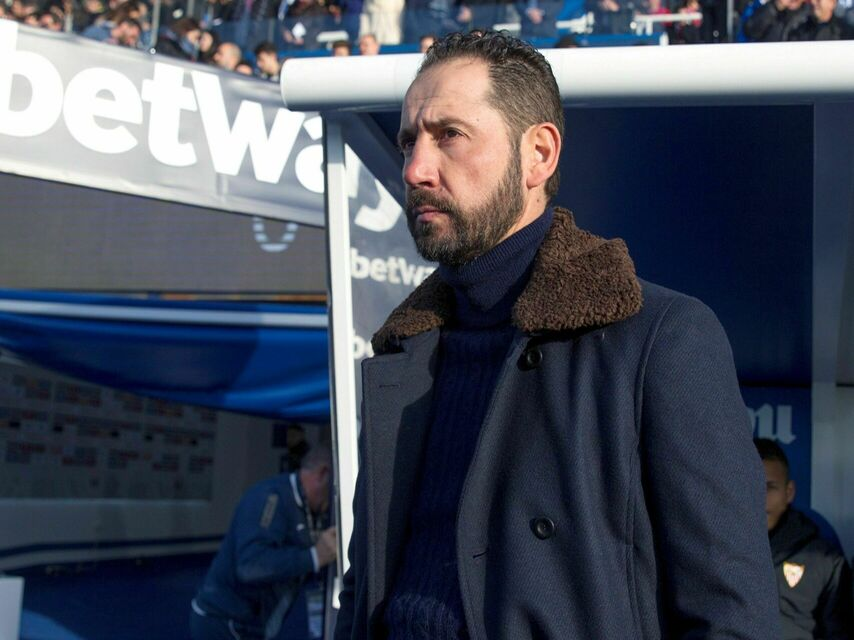 El Bernabéu's photo on Pablo Machín