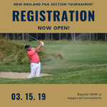 Image for the Tweet beginning: Registration for 2019 New England