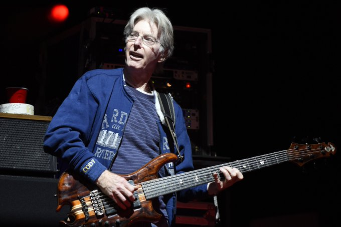 Happy 79th Birthday to Phil Lesh, Bass Dad Supreme.