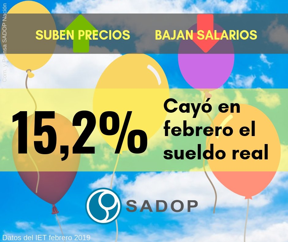 Sadop Nación's photo on #ParitariasYa