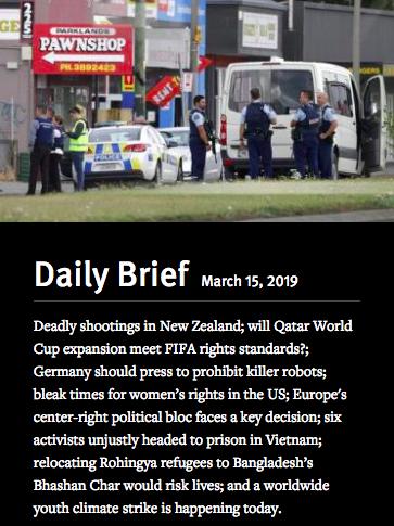 Human Rights Watch's photo on TERRORIST ATTACK