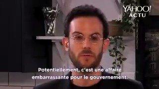 Yahoo Actualités's photo on Christophe Castaner