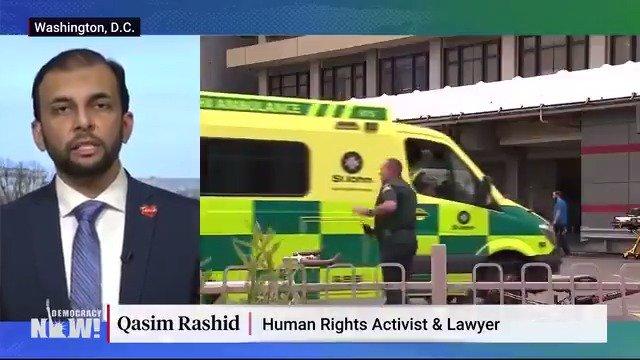 Qasim Rashid, Esq.'s photo on #newzealandstrong