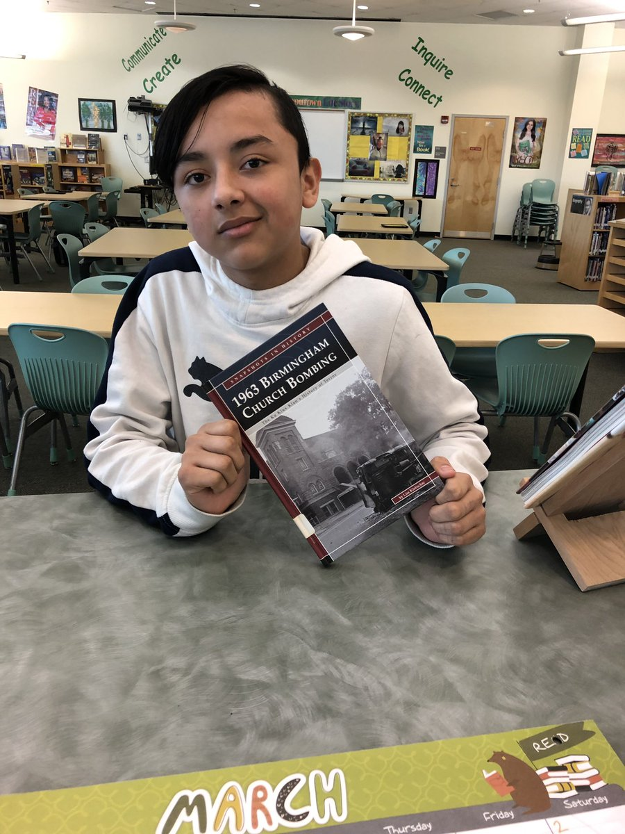 Happiness is when a student reads <a target='_blank' href='http://search.twitter.com/search?q=TheWatsonsGoToBirmingham'><a target='_blank' href='https://twitter.com/hashtag/TheWatsonsGoToBirmingham?src=hash'>#TheWatsonsGoToBirmingham</a></a> and comes to the library eager to know more!  🙌🏽🙌🏽🙌🏽 <a target='_blank' href='http://search.twitter.com/search?q=NonfictionMatters'><a target='_blank' href='https://twitter.com/hashtag/NonfictionMatters?src=hash'>#NonfictionMatters</a></a> <a target='_blank' href='http://search.twitter.com/search?q=DiversityMatters'><a target='_blank' href='https://twitter.com/hashtag/DiversityMatters?src=hash'>#DiversityMatters</a></a> <a target='_blank' href='http://twitter.com/APSKenmore'>@APSKenmore</a> <a target='_blank' href='http://twitter.com/APSLibrarians'>@APSLibrarians</a> <a target='_blank' href='https://t.co/F94WhE0tdT'>https://t.co/F94WhE0tdT</a>