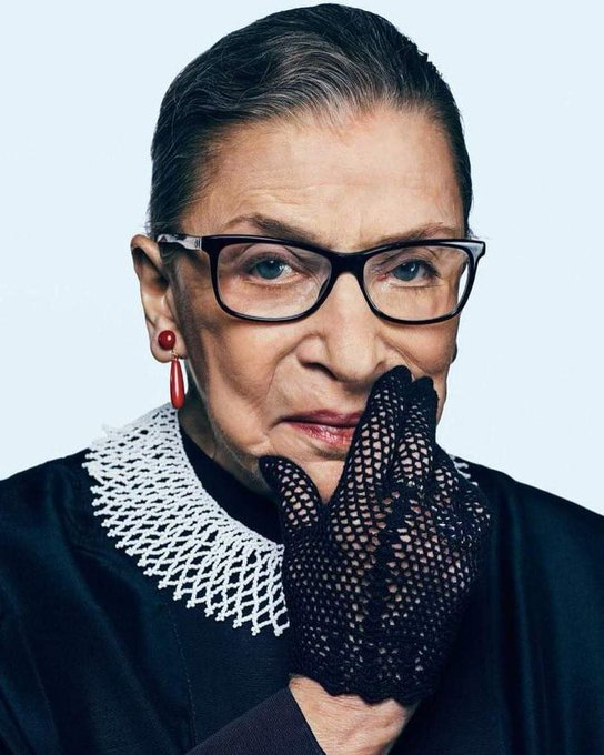 Happy 86th Birthday to Ruth Bader Ginsburg, what an amazing role model and inspiration for today\s youth...