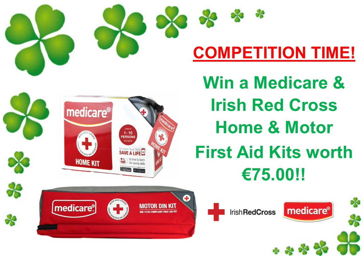 Medicare First Aid's photo on #StPatricksDay2019