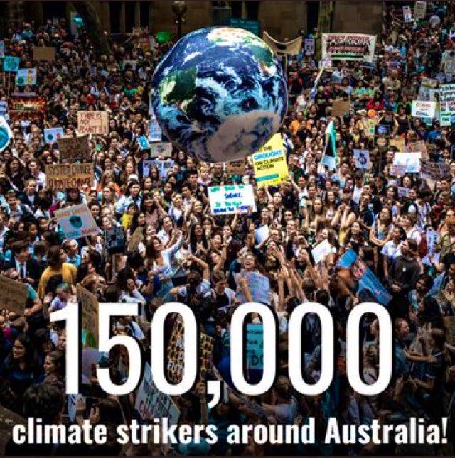 Nicholas Fitzpatrick's photo on #ClimateActionNow