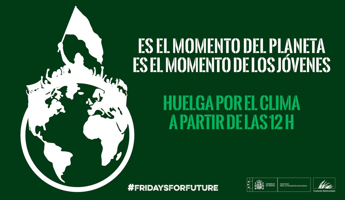 Fundación Biodiversidad's photo on #cambioclimático