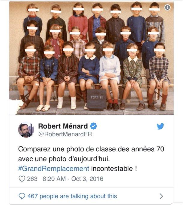 Renaud Camus Photo