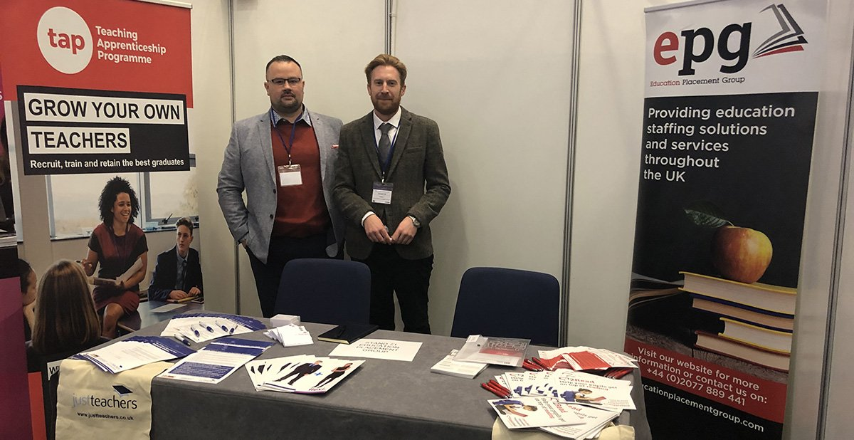 test Twitter Media - We're all set up at ICC Birmingham and ready to meet you for the #ascl2019 Association of School and College Leaders Event today and tomorrow to showcase justteachers as part of EPG. Come along and say hi- we're at stand 71....#education #SLT #GCSEs https://t.co/CAzXouyDED